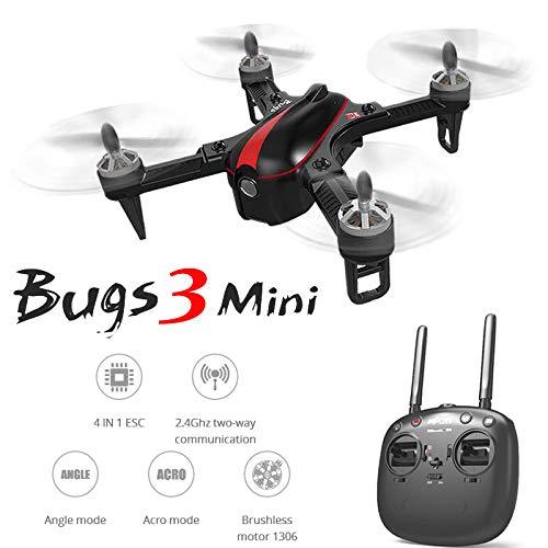 Faironly B3mini con motore senza fili 2.4G 6Axis RC Racing Drone Angolo Acro Modalità per 1tzung RC Quadcopter Drone RTF VS B3 EX2mini 2 Battery