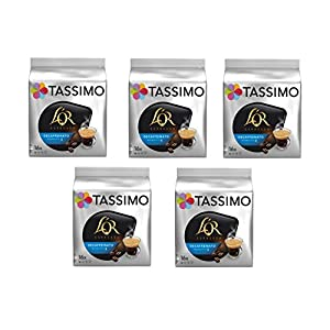 Tassimo 80 Cápsulas compatibles con cafeteras Tassimo Bosch 41C4 KXls 2BL