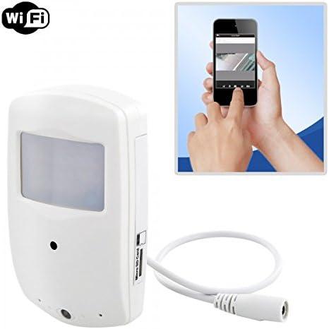 HaWoTEC P2P WiFi W-LAN HD de vigilancia en el sensor de movimiento ...