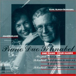 (Piano Duo Schnabel)