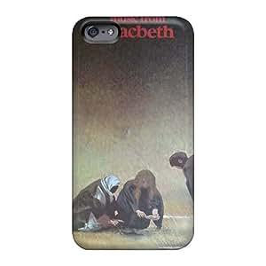 RitaSokul Iphone 6 High Quality Hard Cell-phone Case Provide Private Custom HD Macbeth Band Series [pAC15345uAIy]