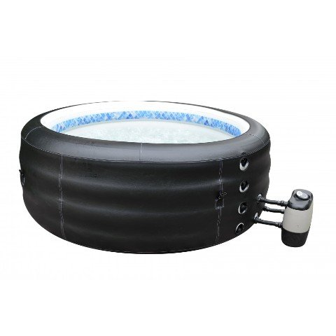BlueWave NP5767 71 in. Pinnacle Spa Deluxe Inflatable Hot Tub