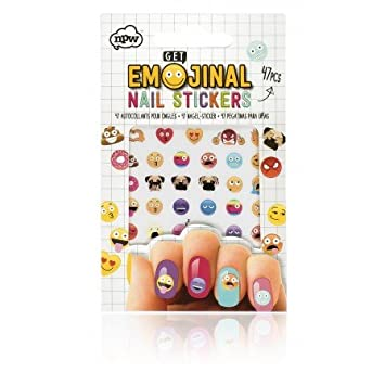 Christmas Nail Art Stickers 6 Packets [Misc.]