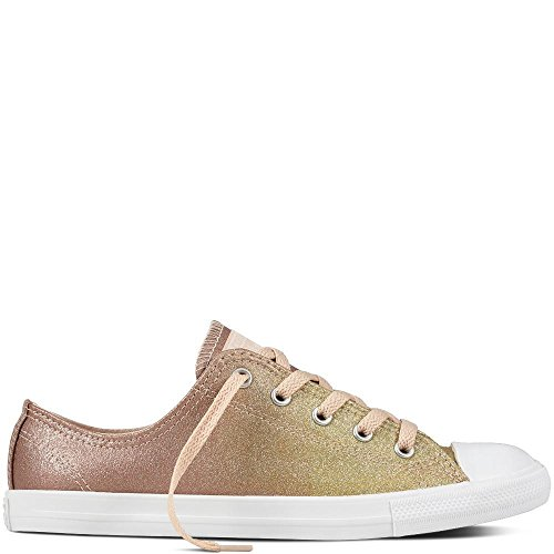 White Chuck Beige Ox de 717 Chaussures Femme Gold CTAS Synthetic Converse Or Taylor Fitness Dainty Particle 6OqnIHd