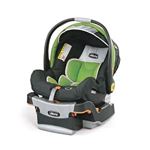 Chicco Keyfit 30 Infant Car Seat and Base, Midori (Discontinued by Manufacturer)