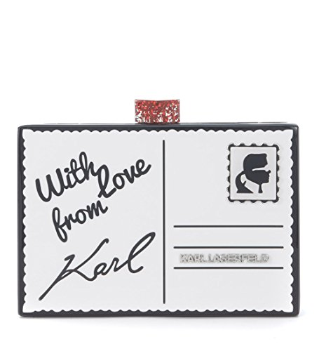 Pochette Karl Lagerfeld cartolina