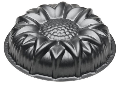 UPC 011172551429, Nordic Ware 55142 Pro Form Sunflower Pan