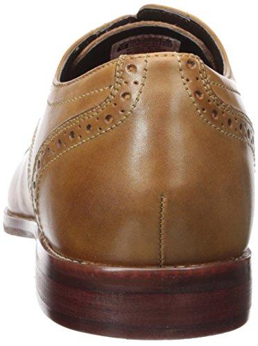 Mens Style Purpose Cap Toe Tan 9 M (D)