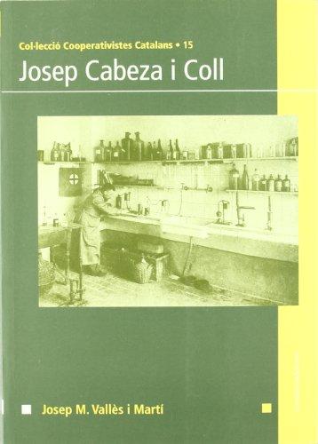 Descargar Libro Josep Cabeza I Coll Josep M. Vallès I Martí