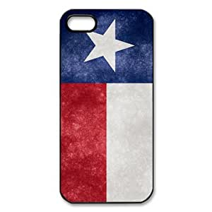 Custom Your Own Personalised Texas Flag Iphone 5 Best Durable Hard Cover Case