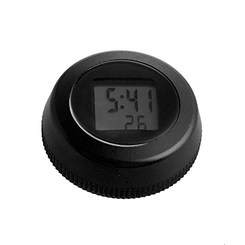 Monitor Universal Group Cycling (Delight eShop Universal Waterproof Bike Bicycle LCD Digital Stopwatch Cycling Clock Sports New (Black))