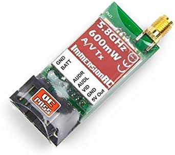 ImmersionRC 600MW 5.8 GHz A/V Transmitter