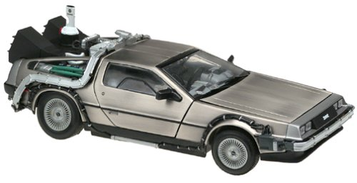 back to the future model - 9
