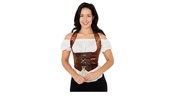 talla /única Disfraz de pirata para mujer Velvet AC632