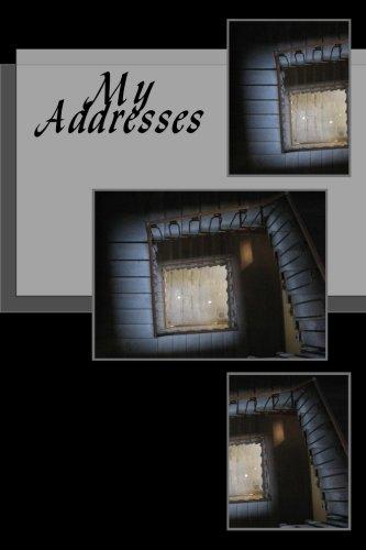 My Addresses: A 6 x 9 Address Book ebook