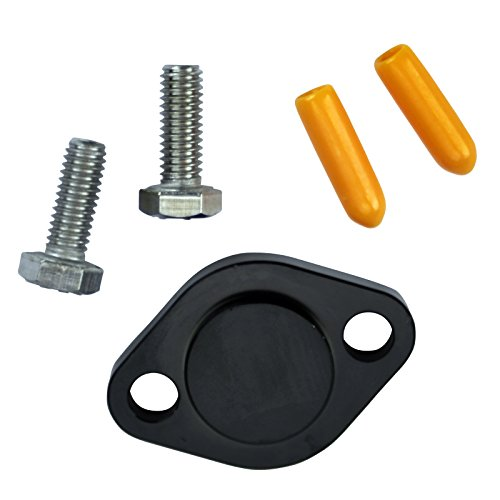 - (Compatible With Yamaha) Oil Injection Block Off Kit 650 700 701 760 Wave Runner 3 / GP Pro VXR Raider XL LX Venture SuperJet