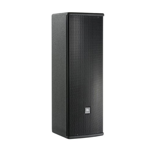 Compact Ultra Way 2 - JBL AE Series AC28/95 | Ultra Compact 2-way Loudspeaker System with Dual 205 mm (8 in) LF transducers with 90° x 50° waveguide with 25 mm (1 in) dome tweeter Dual Neutrik NL4 Connectors Plus Screw Terminals - Black