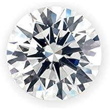 Round Brilliant Cut Diamond Loose Very Good Cut Grade Color G Clarity VS