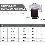 Men's Cycling Jersey Short Sleeve Bike Shirts Tops
