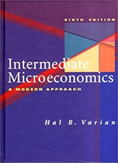 Macroeconomics 4th edition 9780131860261 economics books intermediate microeconomics a modern approach fandeluxe Image collections