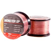 Monster Cable XPMS-30 Monster XP Clear Jacket (Compact Speaker Cable 30 ft. piece) (Discontinued by Manufacturer)