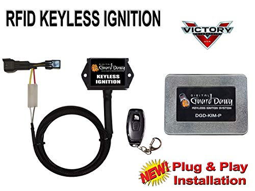 Keyless Ignition Module for Victory Cross Country, Cross Roads & Vision ()