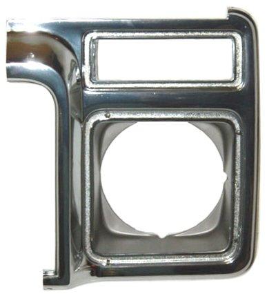 OE Replacement Chevrolet/GMC Passenger Side Headlight Door (Partslink Number GM2513104)