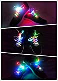 LIHAI LED Light Up Shoelaces with Multicolor