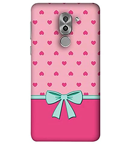 sports shoes 4999e 26cad Fuson Designer Phone Back Case Cover Huawei Honor 6X: Amazon.in ...