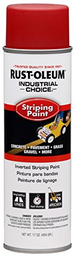 Rust Oleum 1665838 Inverted Striping 17 Ounce