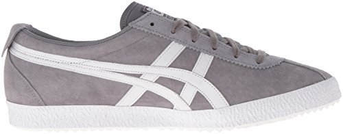 Onitsuka Tijger Heren Mexico Delegation Fashion Sneaker Grijs / Wit