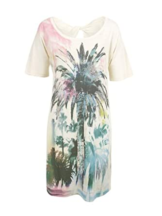 0d3be6ade8 See By Chloe L531501-M2903 Cream Dress L: Amazon.co.uk: Clothing