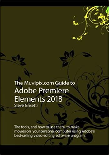 The Muvipixcom Guide To Adobe Premiere Elements 2018 The Tools