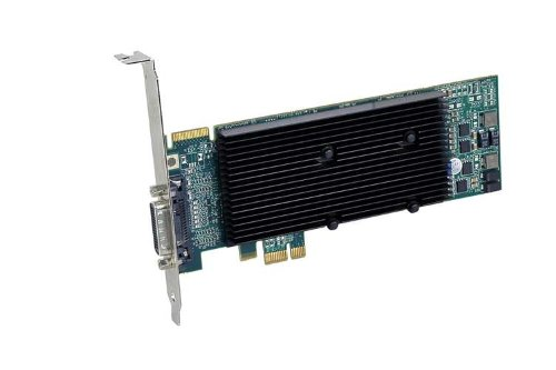 Matrox The M9120 Plus LP PCIe (Matrox Dual Monitor Card)