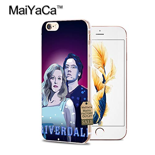 brand new 9a104 23f54 Amazon.com: Riverdale Phone Case for Iphone 8 7 6s 6 X XR XS Max ...