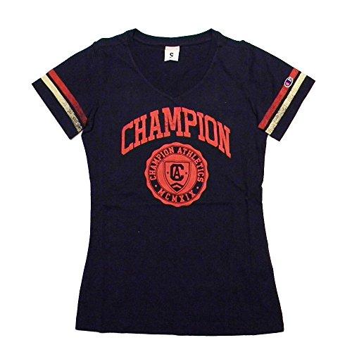 Champion camiseta para mujer cuello a V 108886'2192-s