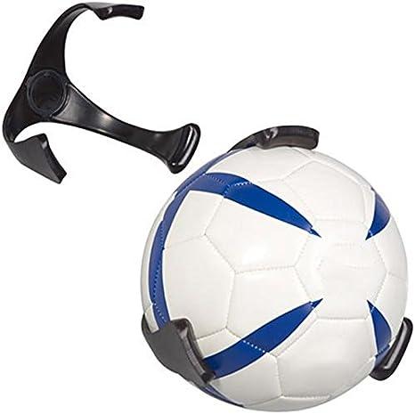 RONSHIN - Soporte de Pared para balón de Rugby, fútbol, Baloncesto ...