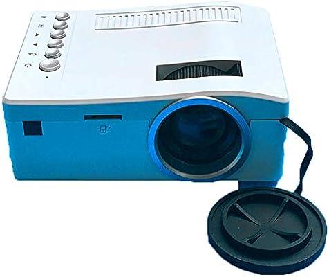 Mini proyector, proyector Mini Pico casero UC18 HD, proyector LED ...