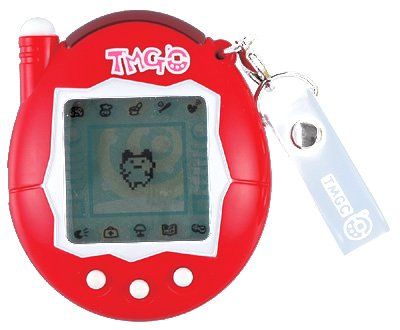 Red strawberries plus-to-Tamagotchi! Paddle mobile (japan import) by Bandai