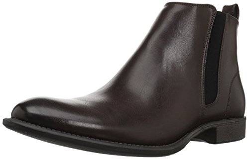 Unlisted by Kenneth Cole Men's House 300852 Chelsea Boot, Brown, 10 M US