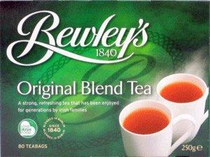 Bewley's Original Blend Tea Bags 80's by Bewley's Tea of Ireland