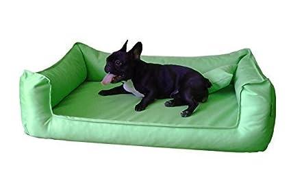 tierlando® G4 – 24 Almohada Ortopédica cama para perros Goofy Viscoelástica Visco Espuma de codura