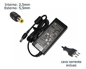 """'Cargador de portátil para MSI S20S30(todos Le Modelle) adaptador (fuente de alimentación, Alimentación Eléctrica, Notebook, PC portátil adaptador CA–Marca """"Laptop Power® (12meses de garantía)"""
