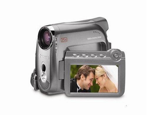 amazon com canon zr700 minidv camcorder with 25x optical zoom rh amazon com Canon Vixia Canon Cameras