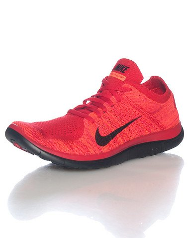 hot sales 4e983 33bd0 Nike Free 4.0 Flyknit Men Running Shoes University Red Black 631053-604  (11)  Amazon.ca  Shoes   Handbags