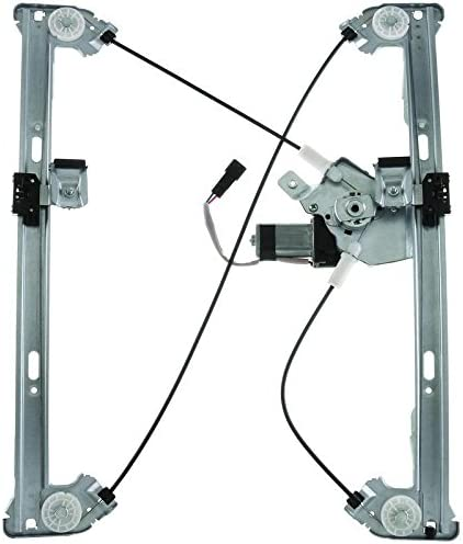 6L3Z1627001AA New Window Regulator W//Motor Rear Drivers Side Left RLH Replacement For 2004-2008 Replacement Ford F-150 /& Lobo 2006-2008 Lincoln Mark LT 741-968 660506