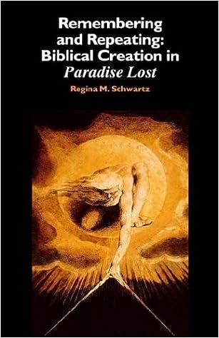 Creation, Paradise Lost:
