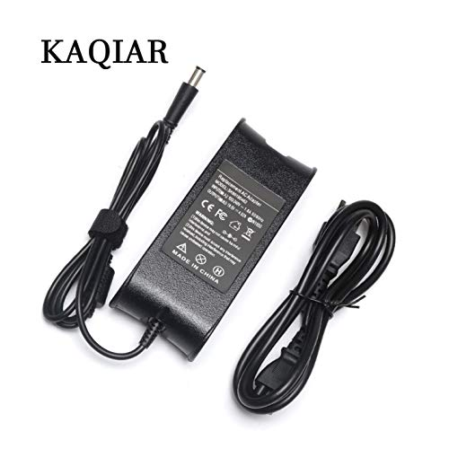 19.5V 4.62A 90W AC Adapter Compatible with Dell Latitude E6410 E6420 E6430 E6440 E6510 E6230 E7450 N7010 N7110 Inspiron 14 15 17 14R 15R 17R 8600 vostro 3460 3560 Xps 17 0cm889