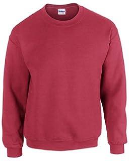 Gildan Heavy Blend Hooded Sweatshirt  Amazon.co.uk  Clothing ebf097e68f4