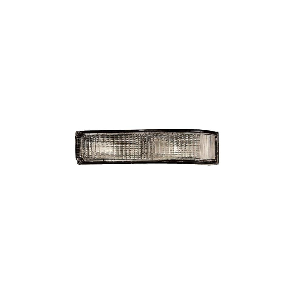 Chevrolet Blazer/Tahoe/Ck/Suburban/Gmc Yukon/Sierra Parking Signal Lamp Left Side